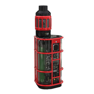 WISMEC EXO Skeleton ES300 300W TC Kit mit Kage Tank - 2,8ml