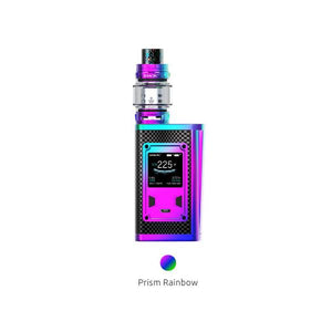 SMOK Majesty 225W Luxe Edition Kit Kohlefaser Version mit TFV12 Prince Tank - 8ML