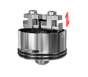 Digiflavor LYNX RDA Verdampfer - 2 ml