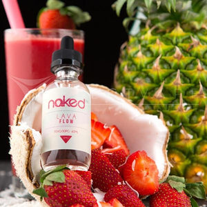 60ml NAKED 100 LAVA FLOW E-Saft (70VG/30PG)