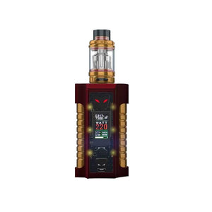 Sigelei MT 220W TC Kit mit Revolvr Tank - 4ml