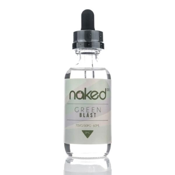 60ml NAKED 100 GREEN BLAST E-Liquid (70VG/30PG)