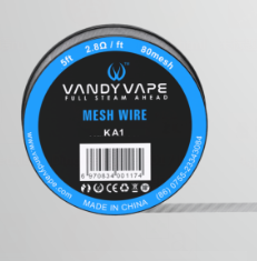 Vandy Vape Mesh Draht (Wire) - 5ft