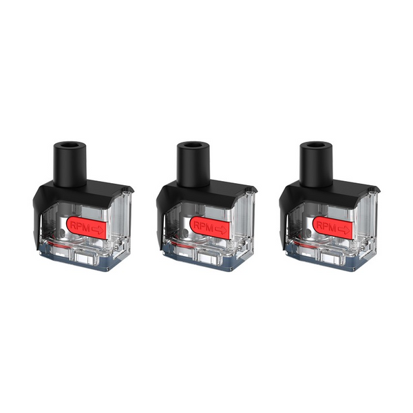 SMOK Alike Ersatz Empty Pod Cartridge 5,5ml (3St/Pack)