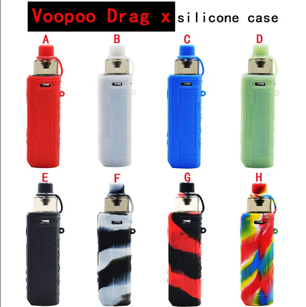 VOOPOO Drag X Silicone Protective Case