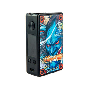 Vapelustion Hannya 230W TC Box Mod Akkuträger