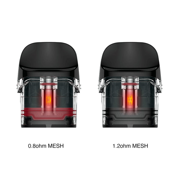 Vaporesso LUXE Q Replacement Pod Cartridge 2ml 2Stück