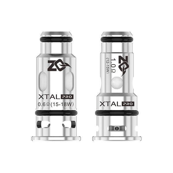 ZQ Xtal Pro Replacement Coil 5Stück/Packung