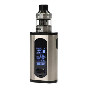 Eleaf Invoke 220W Starter Kit Starterset mit Ello T Verdampfer - 2/4ml