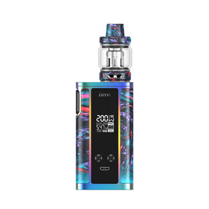 IJOY Captain Resin 200W Starterset
