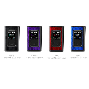 SMOK Majesty 225W Box Mod Akkuträger Carbon Fiber Edition