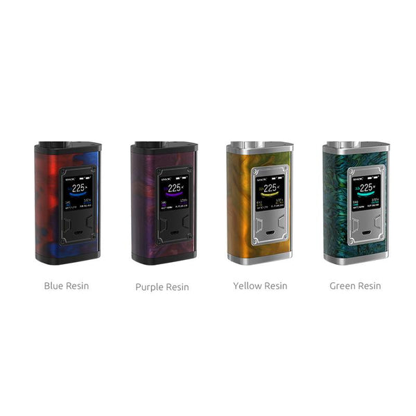 SMOK Majesty 225W Box Mod Akkuträger Resin Edition