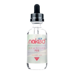 60ml NAKED 100 Ice Hawaiian POG Eis E-Saft (70VG/30PG)