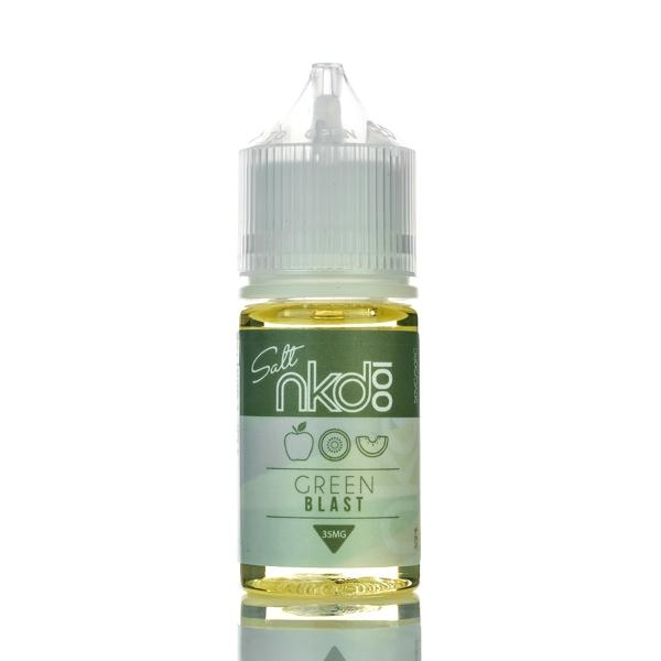 NKD 100 Green Blast Nic Salt E-liquid 30ml