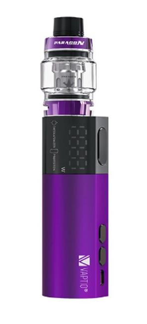 Vaptio VEX 100 Kit mit Paragon Verdampfer