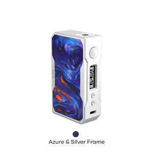 VOOPOO DRAG 157W TC Box Mod Akkuträger Resin Version