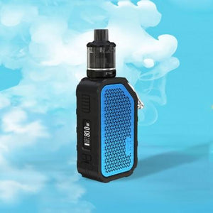 Wismec Active Bluetooth 80W TC Kit mit Amor NSE 2100mAh Verdampfer