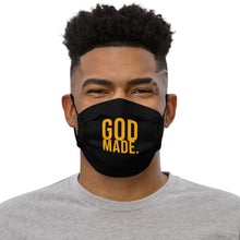 Load image into Gallery viewer, God Made Premium face mask