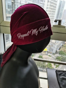 RESPECT MY HUSTLE (DU-RAGS)