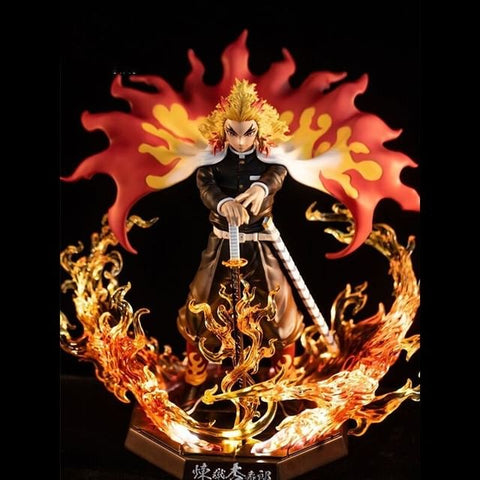 Rengoku Figure Master of Flames