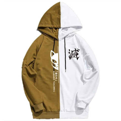 Demon Slayer Destroy Hoodie