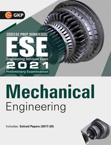UPSC ESE 2021 : Mechanical Engineering - Guide