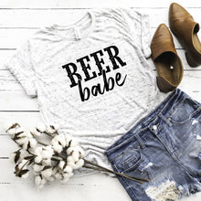 Load image into Gallery viewer, Beer Babe Tee