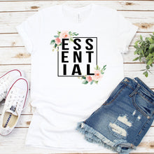 Load image into Gallery viewer, Floral Essential Tee