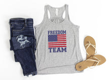 Load image into Gallery viewer, Freedom Team Tee and Tank