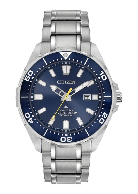 Citizen Diameter:  44mm Promaster