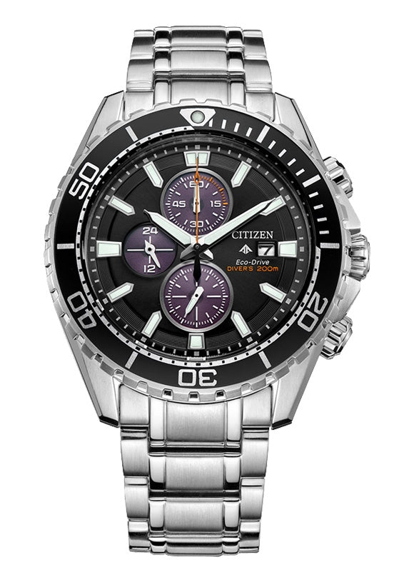 Citizen Promaster Diameter: 46mm.