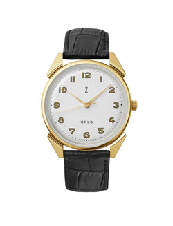 ORLO OSSEL Gold White