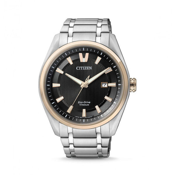 Citizen Herreur Super titan Eco-drive
