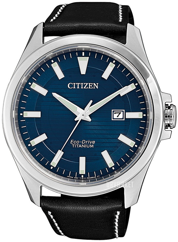 Citizen Herreur Stål SuperTitanium