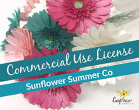 Commercial Use License for Sunflower Summer Co