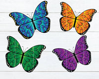 Butterfly Cricut Cut File Bundle