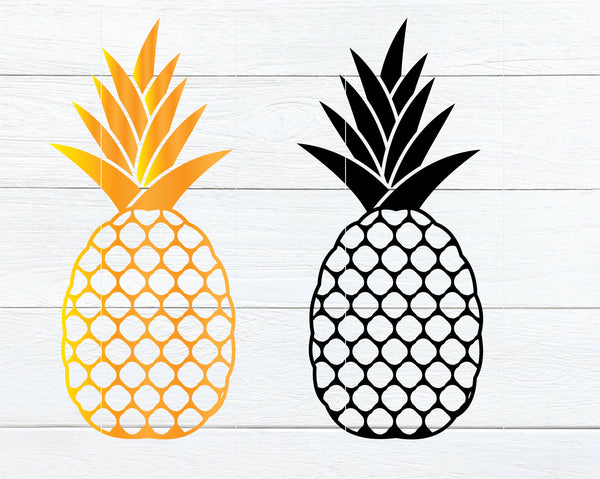 Pineapple SVG Bundle