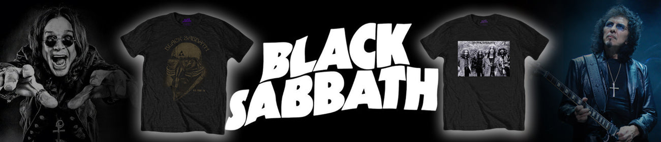 Black Sabbath T-Shirts NZ