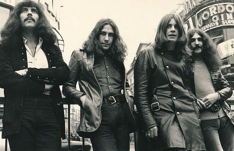 Black Sabbath Band History