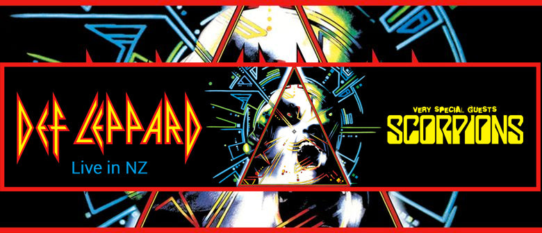 Def Leppard Live in NZ