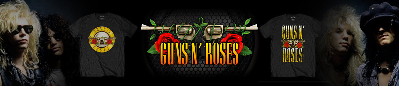 Guns N Roses T Shirts NZ