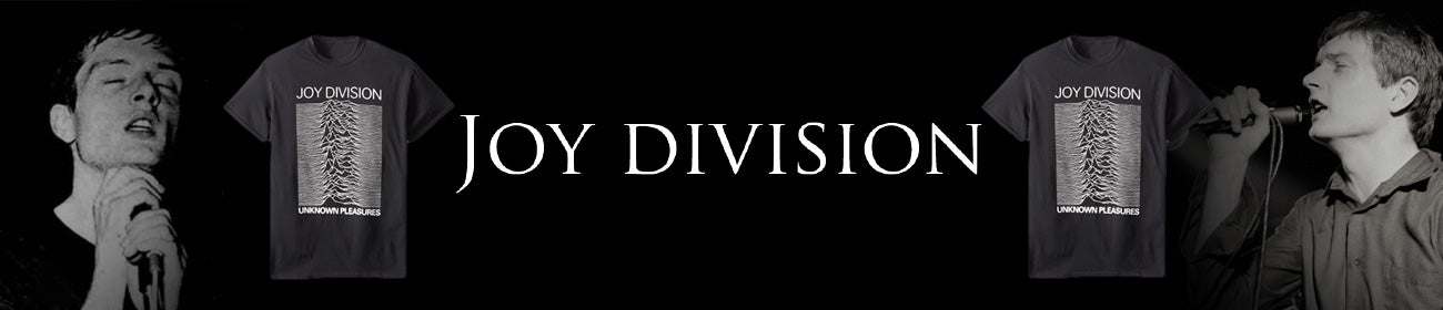 Joy Division Band T-Shirts