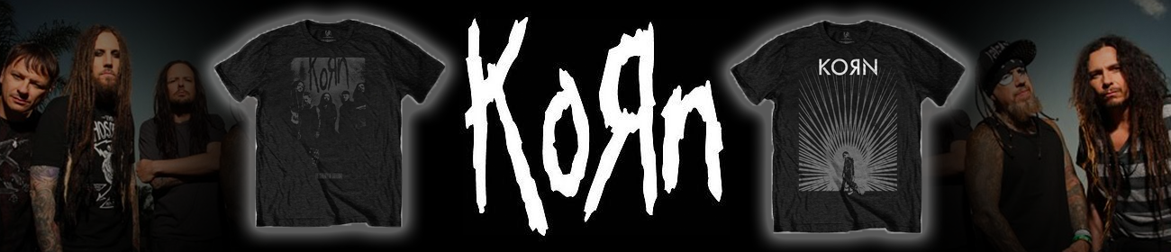 Korn Band T-Shirts for Sale