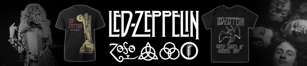 Led Zeppelin T-Shirts NZ