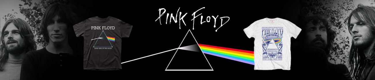 Pink Floyd T Shirts and Band Merch NZ