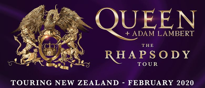 Queen Rhapsody Tour