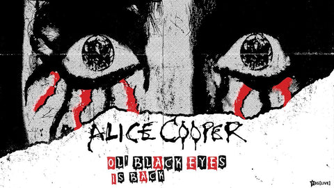 Alice Cooper Live in New Zealand 2020 Ticket Details