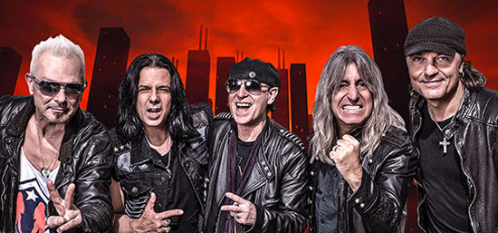 Scorpions Band Coming to NZ