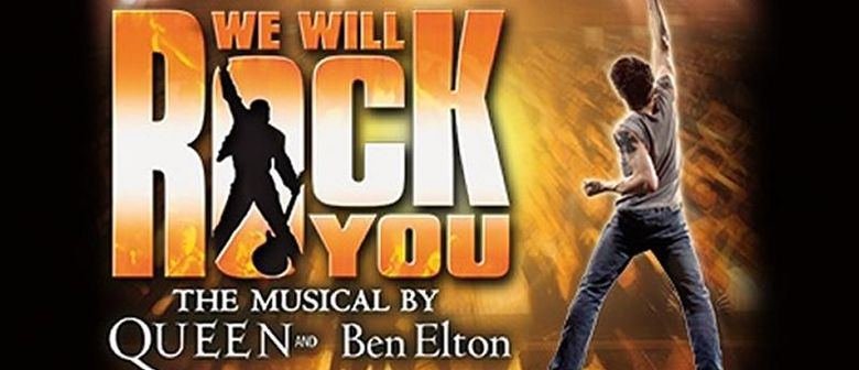 We Will Rock You: The Global Phenomenom Returns To Auckland!