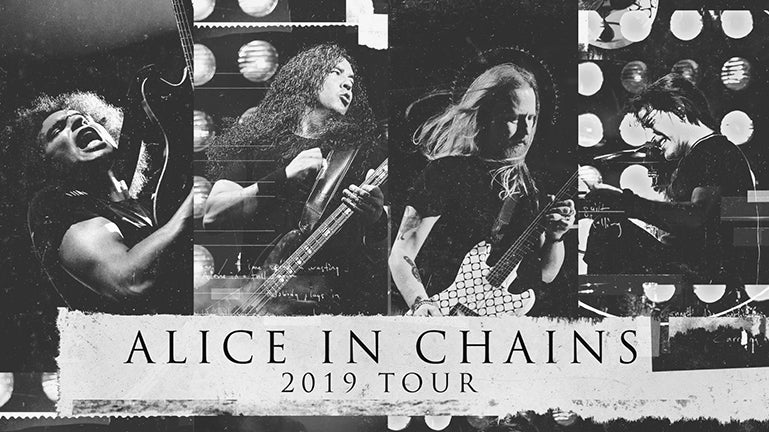 Alice In Chains Live in Auckland